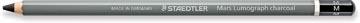 Staedtler houtskool potlood Mars Lumograph, medium