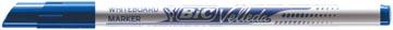 Bic whiteboardmarker 1721 blauw