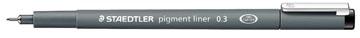 Staedtler fineliner Pigment Liner 0,3 mm