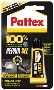 Pattex alleslijm Repair Extreme, tube van 8 g, op blister
