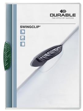Durable klemmap Swingclip groen