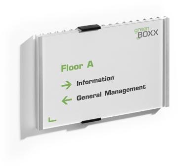 Durable deurnaamhouder Info Sign ft 21 x 14,8 cm (A5)