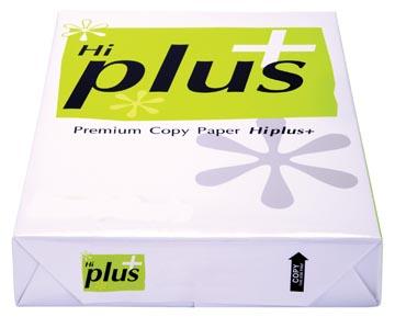 Hi-Plus Premium kopieerpapier ft A3, 75 g, pak van 500 vel