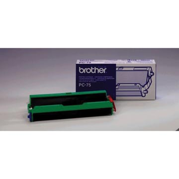 Brother transferrol met cassette, 144 pagina's, OEM PC75